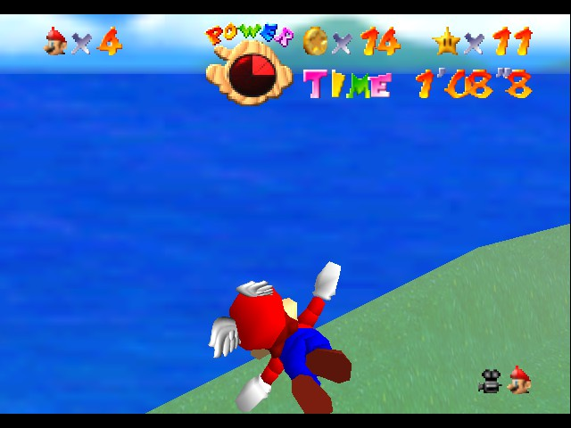 Super Mario 64 Screenthot 2